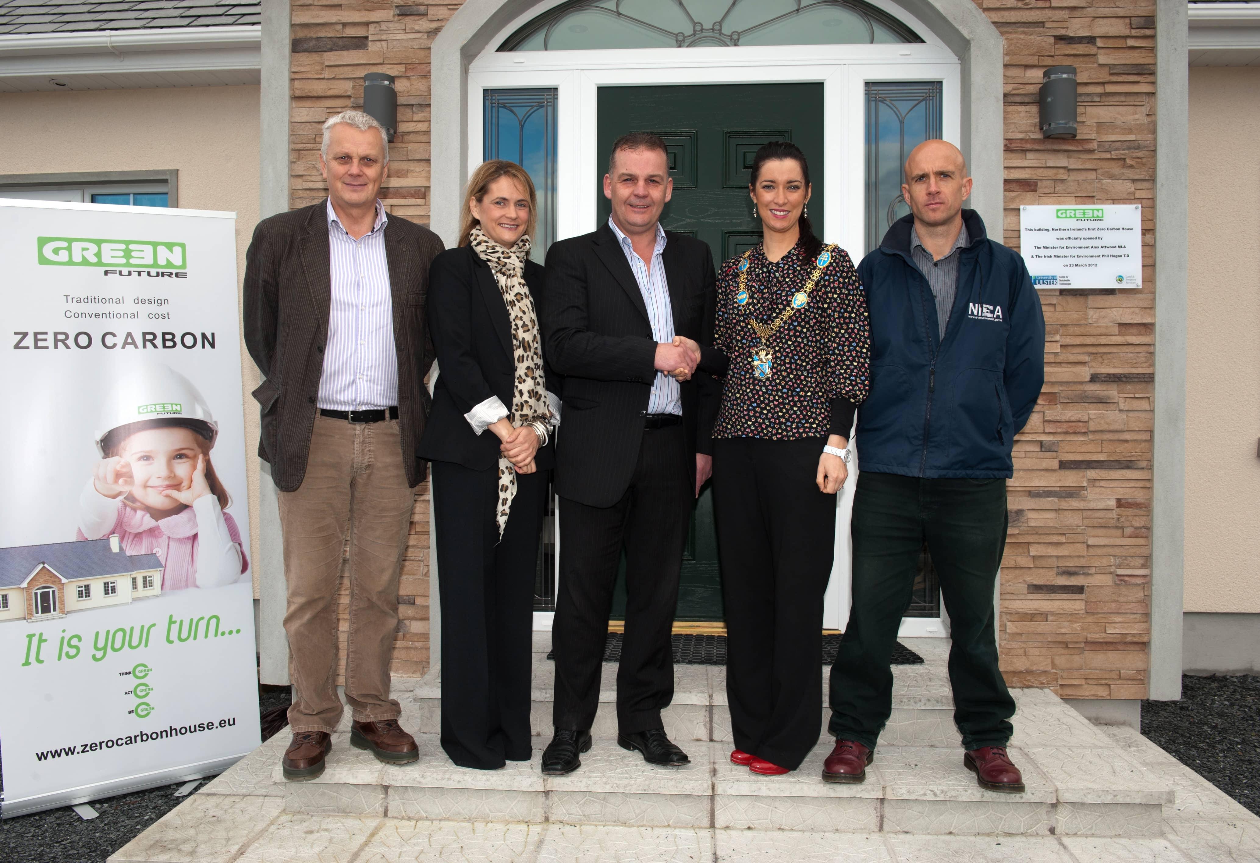 Armagh Eco-homes