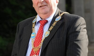 Armagh Lord Mayor Robert Turner