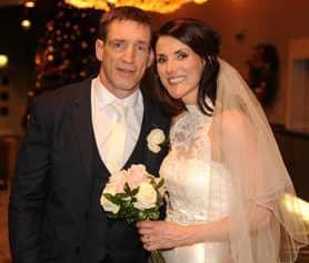 Kieran McGeeney wedding