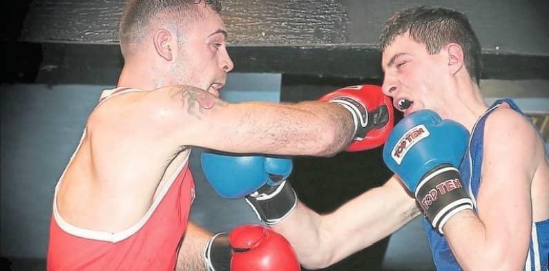 Keady boxer Sean Duffy