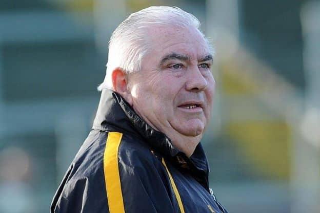Ulster manager Joe Kernan