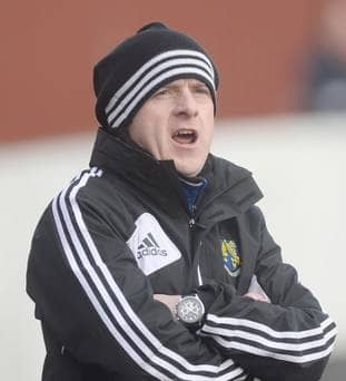 Armagh City manager Martin Rice