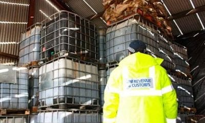 South Armagh fuel laundering