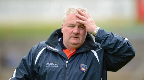 Paul Grimley, Armagh manager