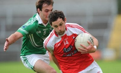 Annaghmore vs Shane O'Neill's in Armagh Senior Football Championship