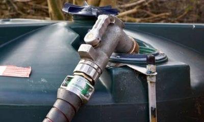 Home heating oil stolen in Scarva