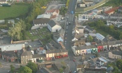 Keady Scheme aerial view