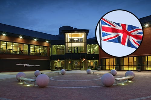 Craigavon Council in flag row once more