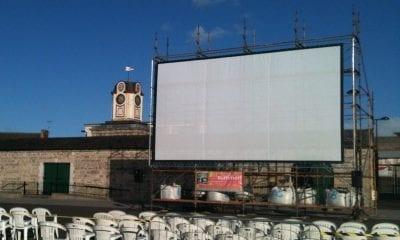 Drive-in cinema, Armagh