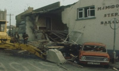 Keady bar attack which killed Betty McDonald in 1976