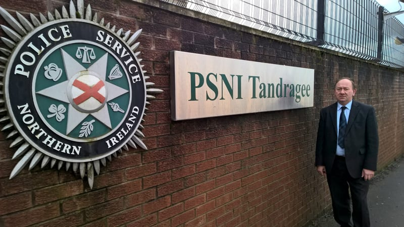 Tandragee PSNI
