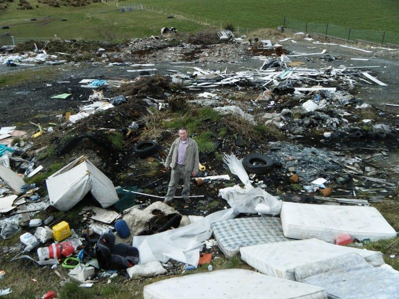 Jonesborough Dumping
