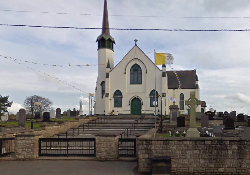 St Joseph's Church, Crossmaglen