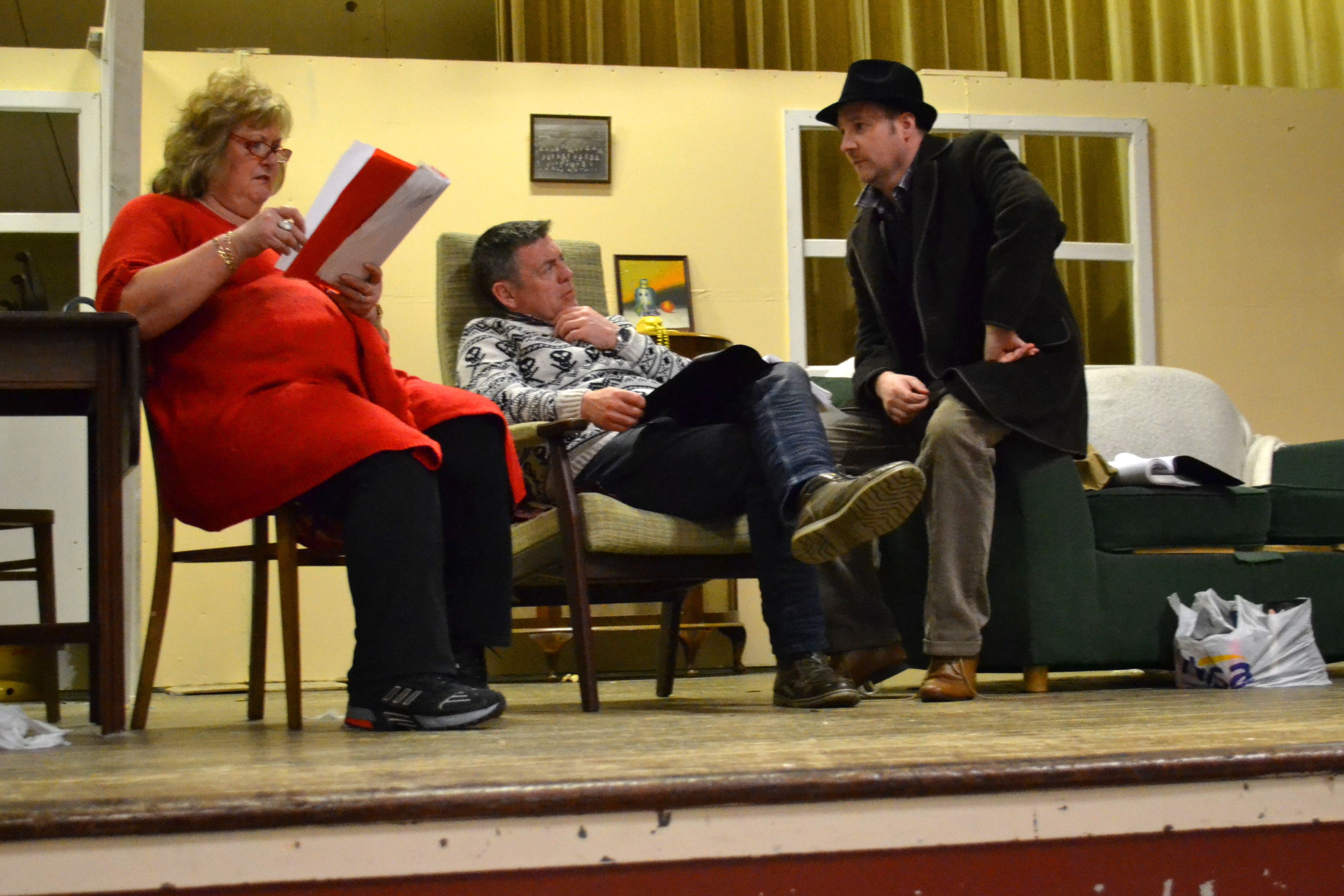 'Frosty Reception' by Keady Amateur Drama Group