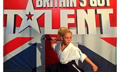 Jessie Jane McParland on Britain's Got Talent