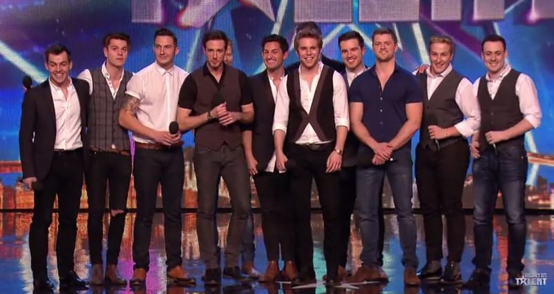 Britain's Got Talent - The Kingdom Tenors