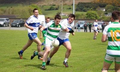 Armagh GAA League: Dromintee V Sarsfields
