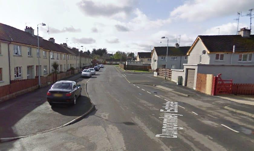 Dungormley estate, Newtown