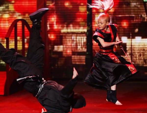 Jessie-Jane McParland on Britain's Got Talent