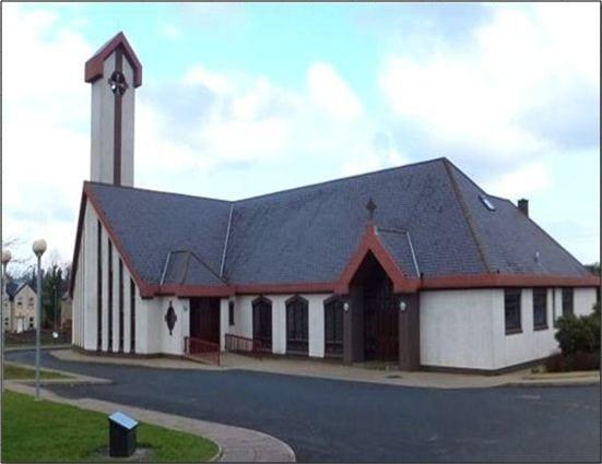 Clonoe church
