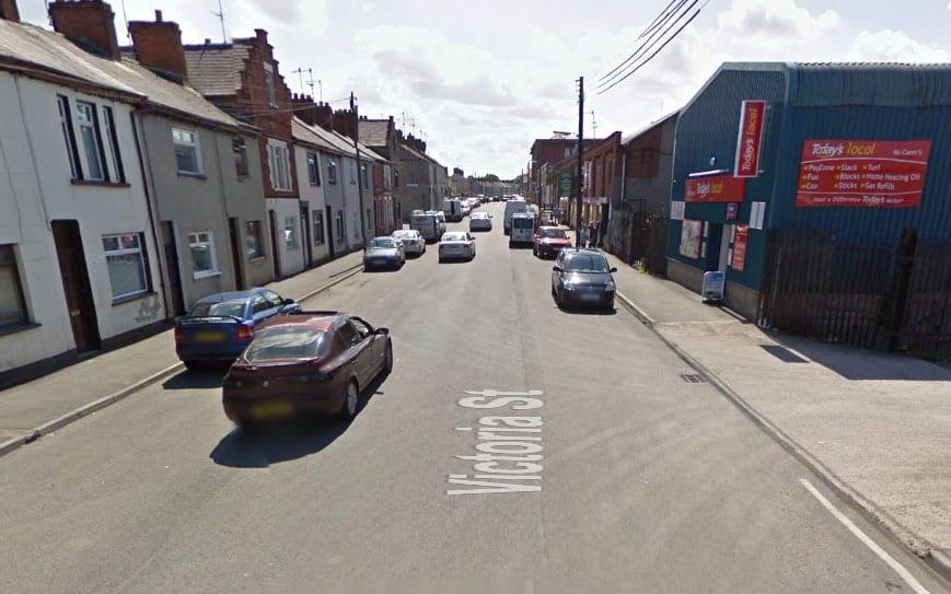 Victoria Street, Lurgan