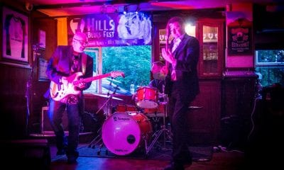 7 Hills Blues Festival, Armagh. Photo by Emma McAnallen