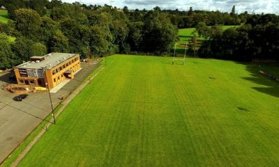 City of Armagh Rugby Club. Palace Grounds