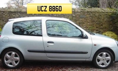 A silver Renault Clio is believed to have been used in three county Armagh burglaries