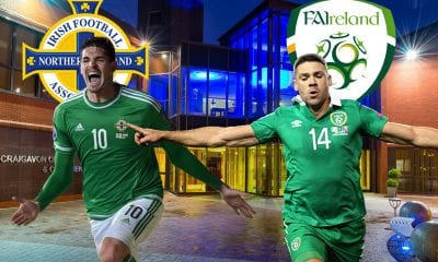 Northern Ireland and Republic of Ireland Euro 2016 games set to be shown at key locations across the borough