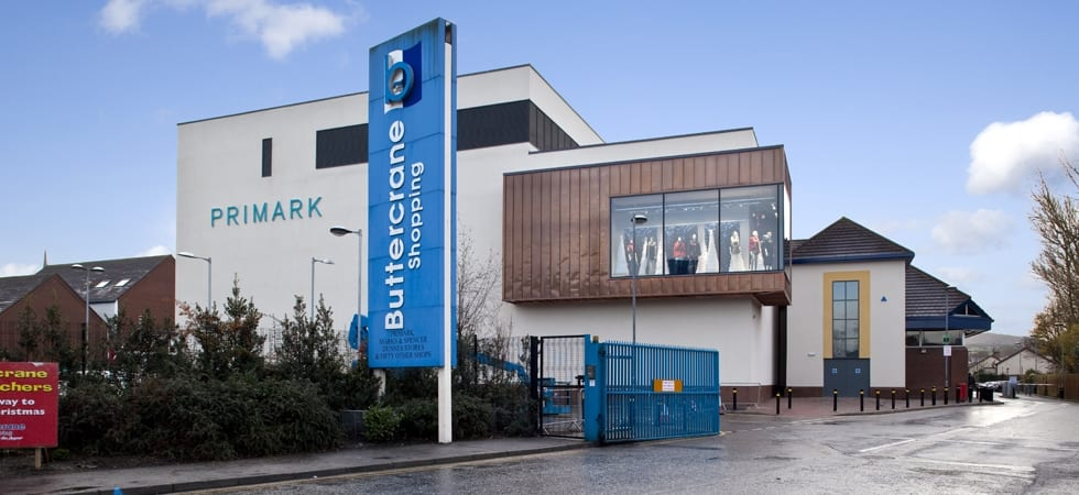 Buttercrane Shopping Centre