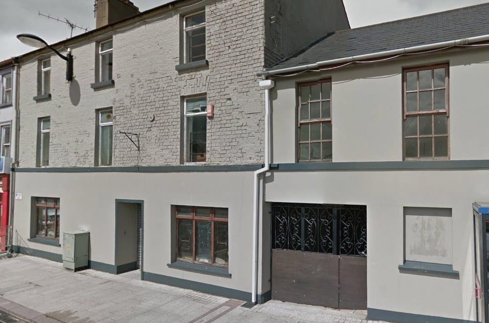 Former Calvert's Tavern site, Scotch Street, Armagh