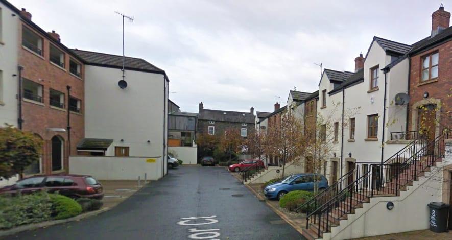 Manor Court, Moira