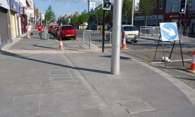 Lurgan Public Realm works