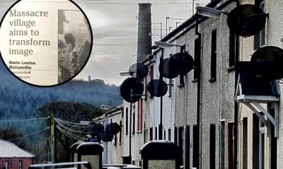 Darkley dubbed the 'Massacre Village', much to the outrage of its residents