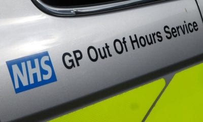 Out of hours GP service
