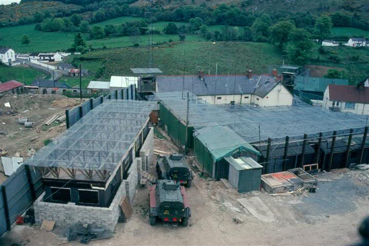 Forkhill Barracks