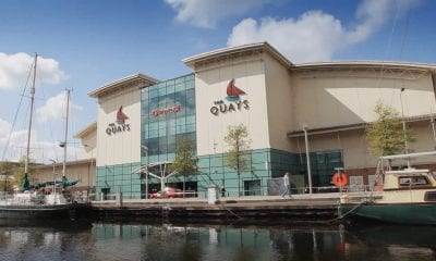 The Quays, Newry