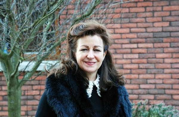 Armagh woman Fiona Terrins