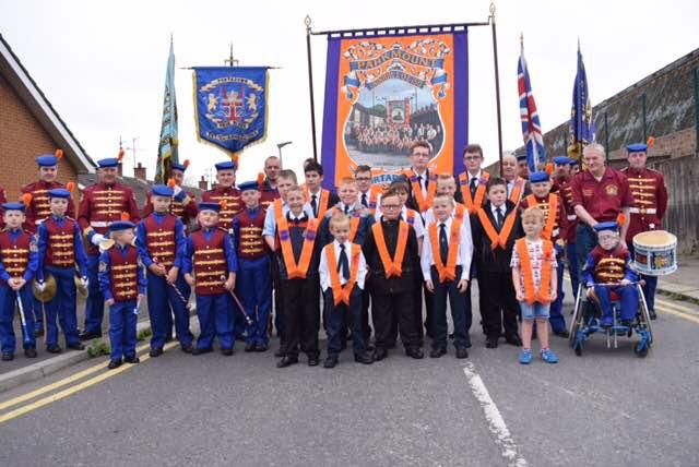 Parkmount Junior Orange Lodge 150