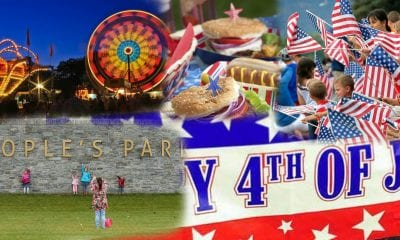 July 4 celebrations in county Armagh, Portadown People's Park