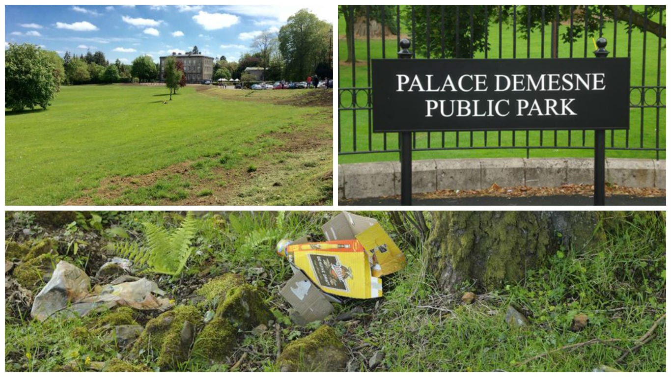 Palace Demense