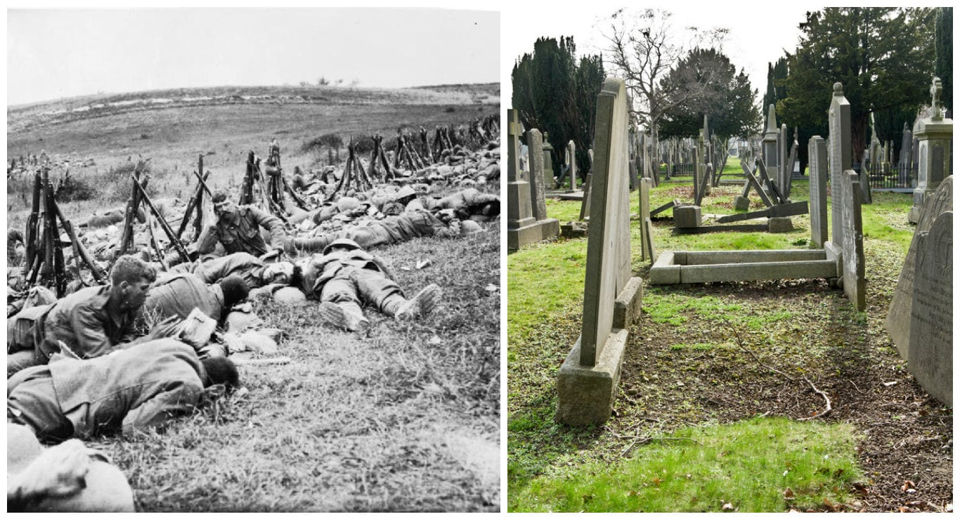 Somme and Glasnevin Cemetery