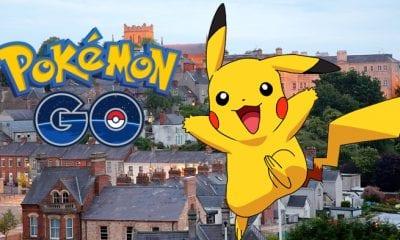 Pokemon Go Armagh