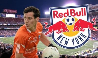 Jamie Clarke NY Red Bulls