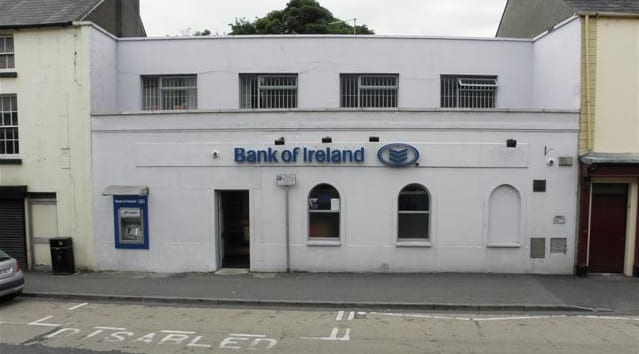 Bank of Ireland, Keady