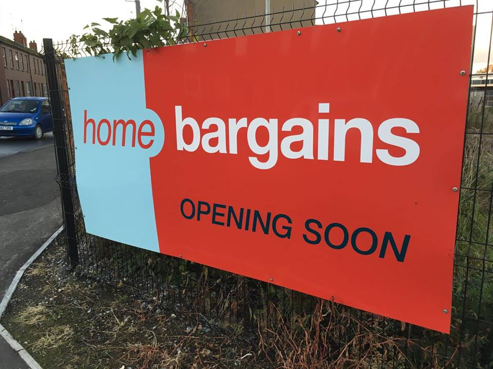 Home Bargains Archives Armagh I
