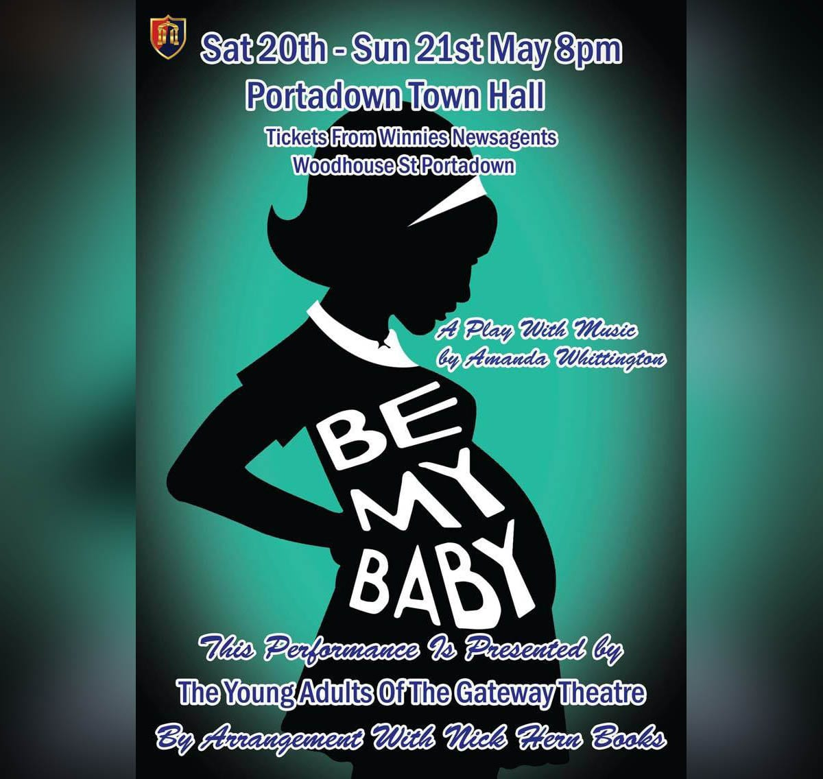Be My Baby play in Portadown