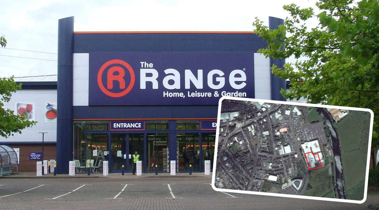 The Range coming to Portadown