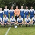 Armagh Blues Armstrong Cup