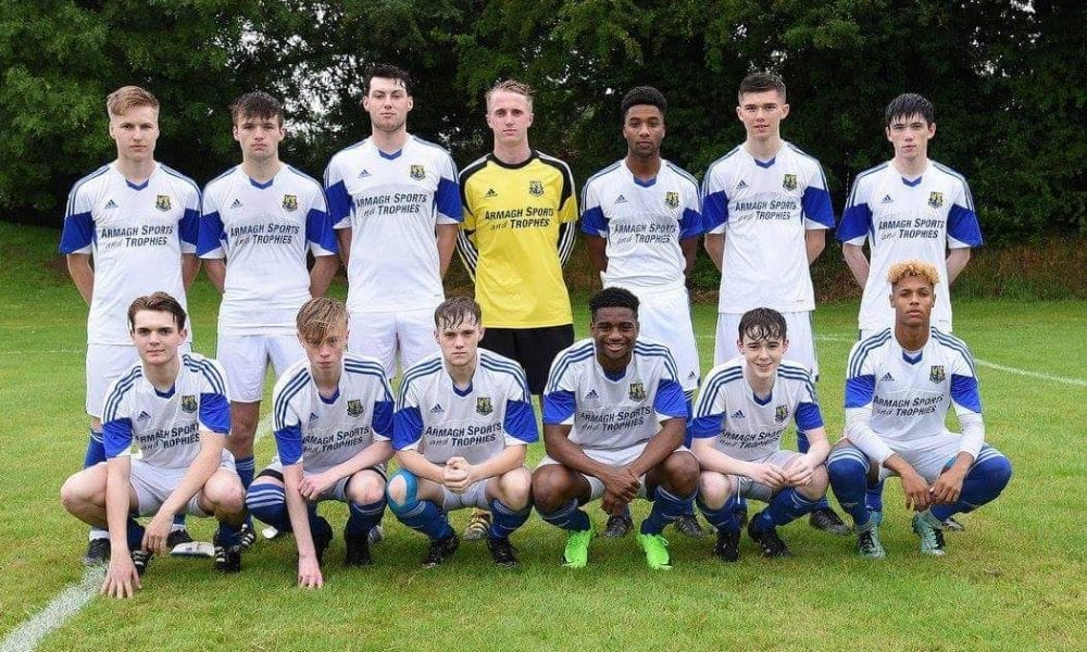 Armagh City Reserves Armstrong Cup